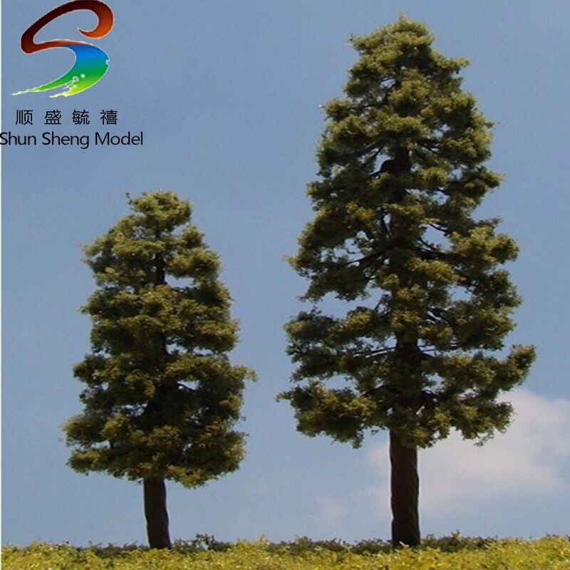 Simulation Wire Tree 1:35 Model Vegetation Material Military Platform Scene Train Sand Table DIY Production Material