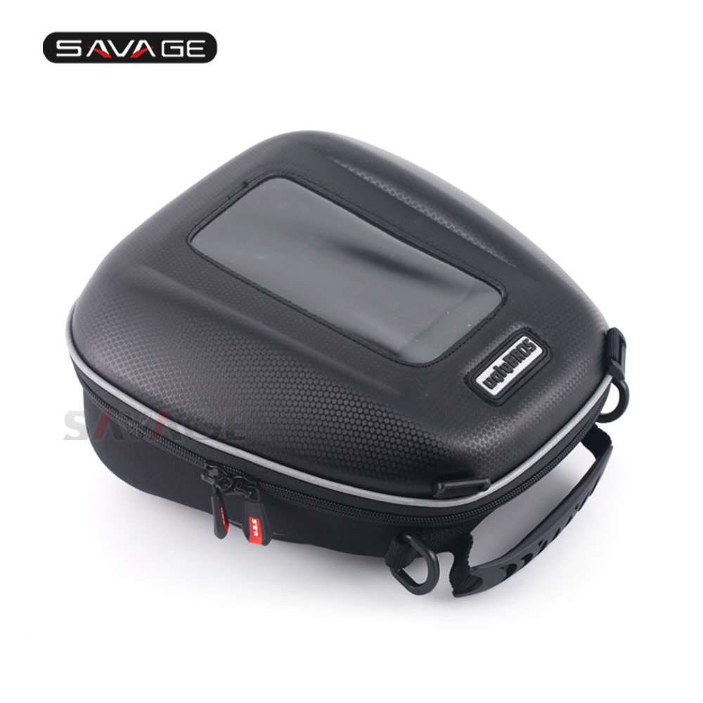 Sac de réservoir de bagages pour KAWASAKI ER-6N/ER-6F/Z 1000SX/ZX-14R accessoires de moto sac à dos étanche multifonction