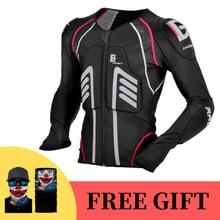 Verão da motocicleta armadura corpo inteiro dos homens de secagem rápida motocicleta jaqueta armadura motocross equitação roupas moto proteção do corpo