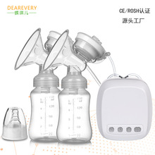 Electric Breast Pump Large Suction Set Milk Maker Postpartum Prolactin Breast Collector Breast Pump Source Factory