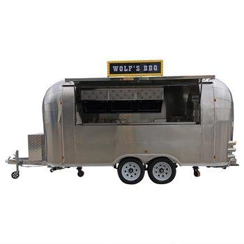custom made food truck concession food trailer Mobile Food Trailer Custom Made Food Truck