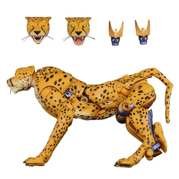 TAKARA TOMY Transformers MP34 BW Beast Wars Dinobot Cheetus Leopard Monster Panther Deformation Action Figure Collections Gift 2