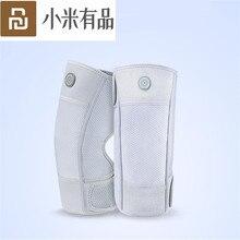 جديد الأصلي Xiaomi Mijia PMA الركبة سادة 5V الأشعة تحت الحمراء الجرافين التدفئة واقية الركبة الرياضية الألم الإغاثة أكمام الساقين الركبة والعتاد