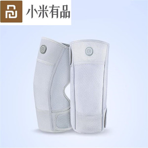 Image 1 - חדש מקורי Xiaomi Mijia PMA הברך Pad 5V אינפרא אדום גרפן חימום מגן הברך ספורט כאב הקלה רגל שרוולים הברך הילוך