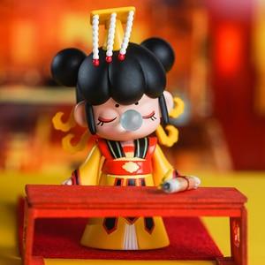 Image 2 - Robotime Nanci Blind Box China Style Character Model Action Figure for Girls Birthdays Gift