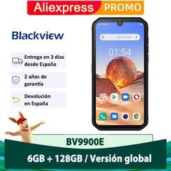 Blackview BV9900E смартфон Helio P90 жесткие телефон 6 ГБ 128 IP68 Водонепроницаемая камера 48MP NFC Android 10 мобильный телефон