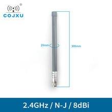 Wi fi Антенна 24 ГГц внешний фрезерный интерфейс с высоким коэффициентом