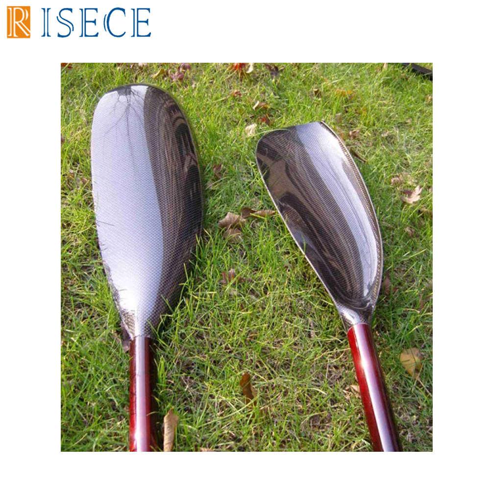 Neueste EPIC kajak paddel carbon kajak paddel carbon fiber paddle flügel klinge paddel