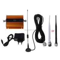 1 Set 850MHz GSM 2G/3G/4G 신호 부스터 리피터 앰프 안테나 휴대 전화 신호 수신기