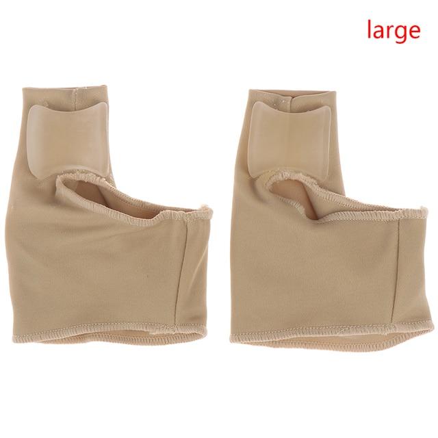 Toe Separator Hallux Valgus Bunion Corrector Orthotics Pedicure Sock Feet Bone Thumb Adjuster Correction Straightener 1Pair