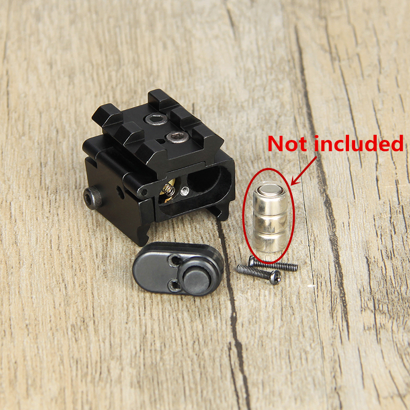 Tactical laser Mini Red Laser Sight For Glock-3