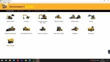 JCB ServiceMaster 6 v21.4.2 [05.2021] 진단 전체