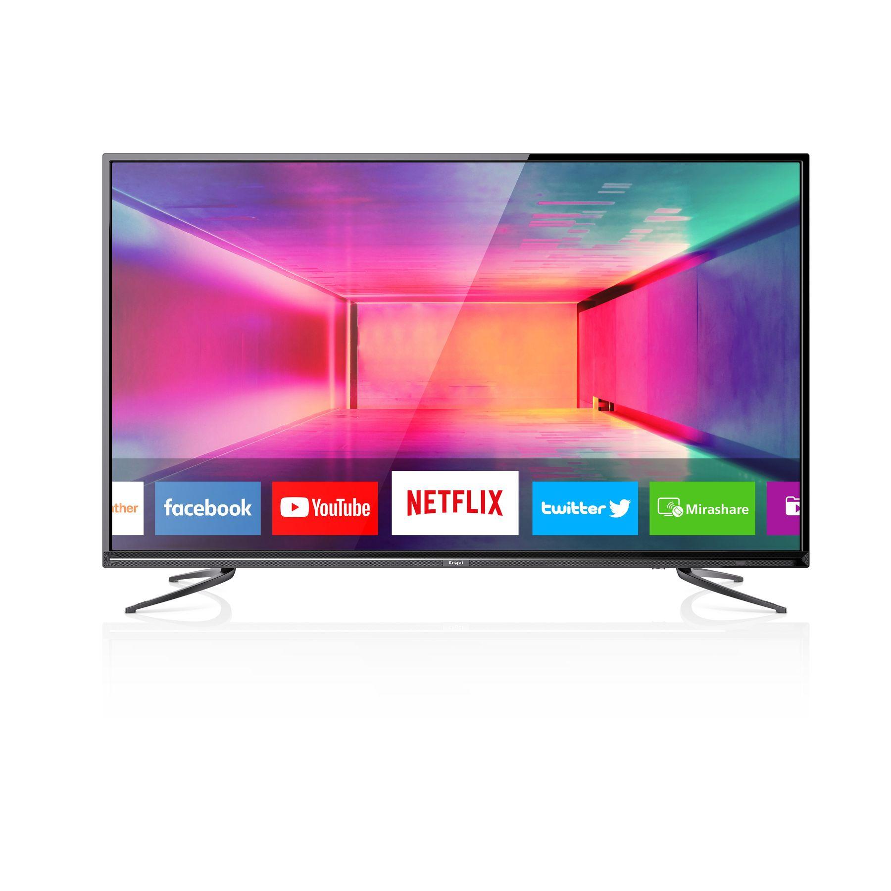 TV Smart TV Television LED ENGEL WiFi Netflix, Youtube 32