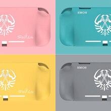Nintend Công Tắc Lite Silicone Ốp Lưng Vỏ Hồng Dễ Thương Nhiều Màu Sắc Vỏ Nắp Lưng Kẹp Dùng Cho Nintend Công Tắc Lite Tay Cầm Chơi Game Accessorie