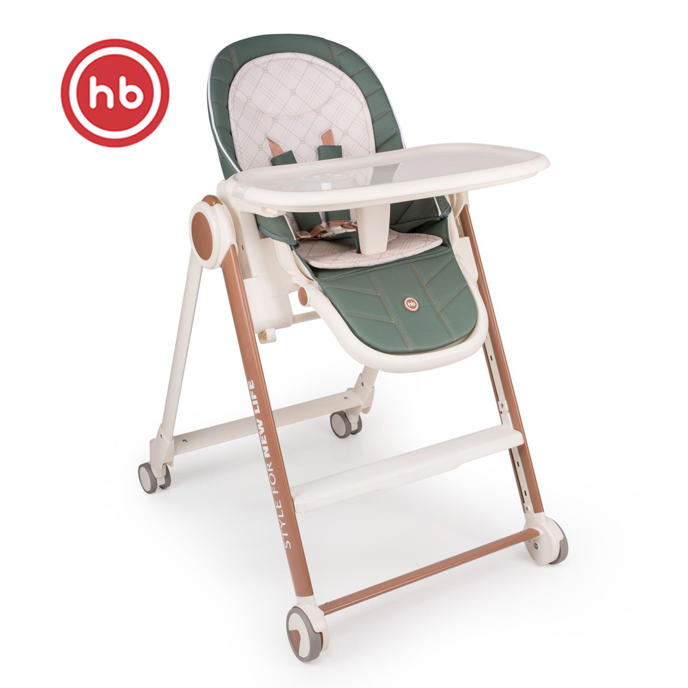 Chair For Feeding Happy Baby Berny V2