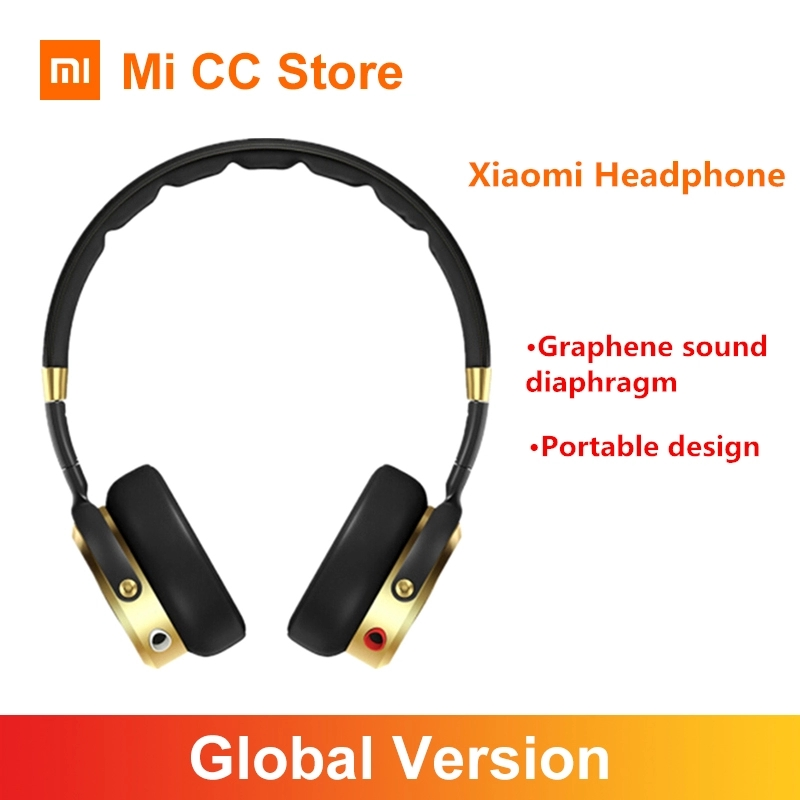Xiaomi Headphone 2 Micphone 3 5mm Plug Wired Stereo Bass HiFi Portable Sport headset Music Gaming Earphone For Redmi 9 Note 9S