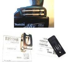 Makita Bit Set Holder 452947-8 for DHP453 DHP482 XPH01Z DTD129 DDF480 XDT13M XSF03  DTD134 DTL061 DTD145 LXDT01 DT03 XDT04 XPH12