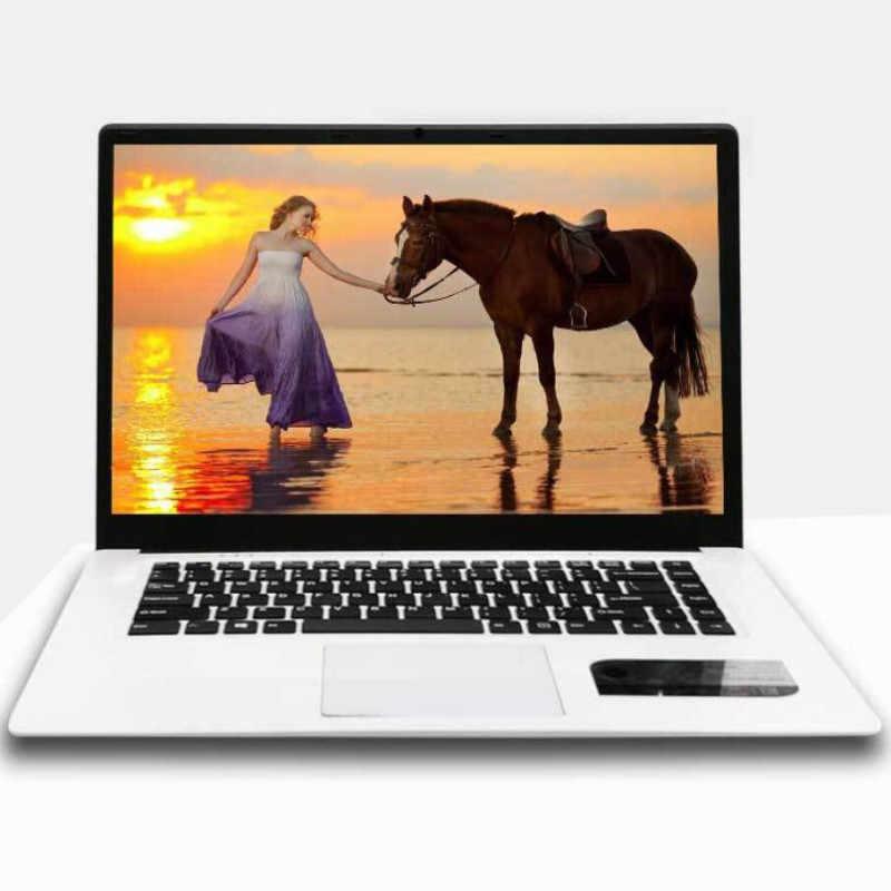 """RAM 8GB + 120GB SSD máy Tính Xách Tay 15.6 """"HD 1920x1080P Intel Celeron J3455 CPU quad Core Windows10 USB 3.0 HD Graphics"""