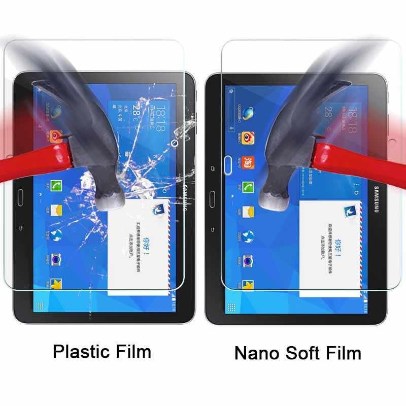 """1 قطعة أعلى جودة واقية من الانفجار نانو لينة فيلم ل سامسونج غالاكسي تبويب 4 T530 T531 10.1 """"تبويب مكافحة تتحطم واقي للشاشة أفلام"""