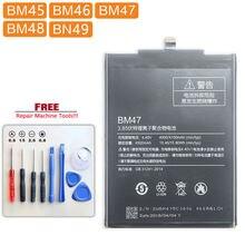 For Xiaomi Redmi Max 2 Note 3 Pro 3 3X 3S 4X/ Mi Note 2 Max Battery BM45 BM46 BM47 BM48 BM49