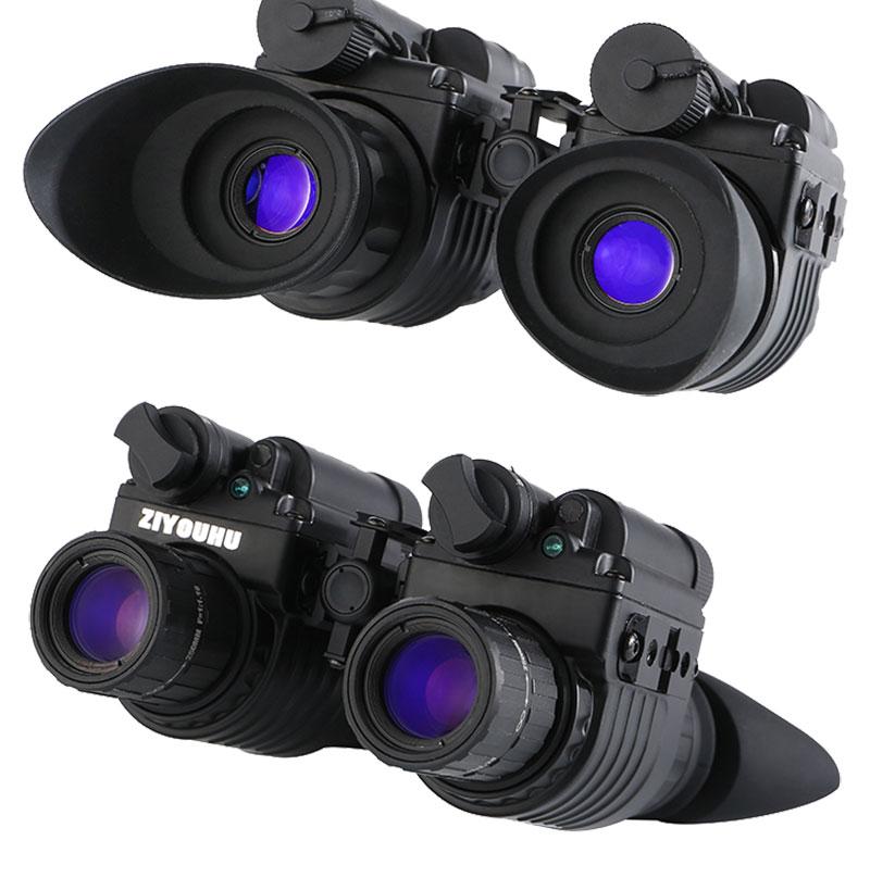 H4b54e68f2f6b4ac885000314a5b605d2w - แว่นมองภาพกลางคืน กล้องมองภาพในที่มืดติดหัว IR Night Vision แว่นกลางคืน อินฟาเรตจับความร้อน เกรดใช้ในกองทัพทหาร ปฏิบัติการยุทธวิธีกลางคืน  <ul>  <li>แว่นตามองกลางคืนแบบสวมหัว</li>  <li>แว่นอินฟาเรต จับภาพด้วยความร้อน</li>  <li>ผลิตภัณฑ์เกรดกองทัพ</li>  <li>สามารถแยกส่วนเป็น 2ชิ้น ซ้าย-ขวา</li>  <li>มีฟังชั่นการซูมแบบกล้องส่องทางไกล</li>  <li>ของแท้ การรับประกัน 1ปี โดยผู้ผลิตในต่างประเทศ</li> </ul>
