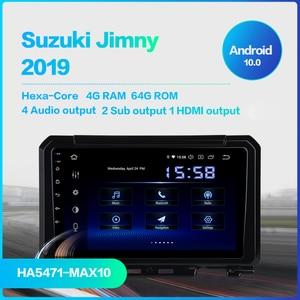 "Image 3 - Dasaita Dsp 9 ""Ips Touchscreen Android 10.0 Auto Radio Voor Suzuki Jimny 2019 Gps Navigator Hdmi Auto Stereo multimedia Systeem"