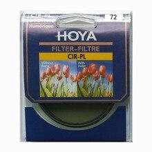 HOYA  72mm CPL CIR PL Slim Ring Polarizer Filter Digital Lens Protector