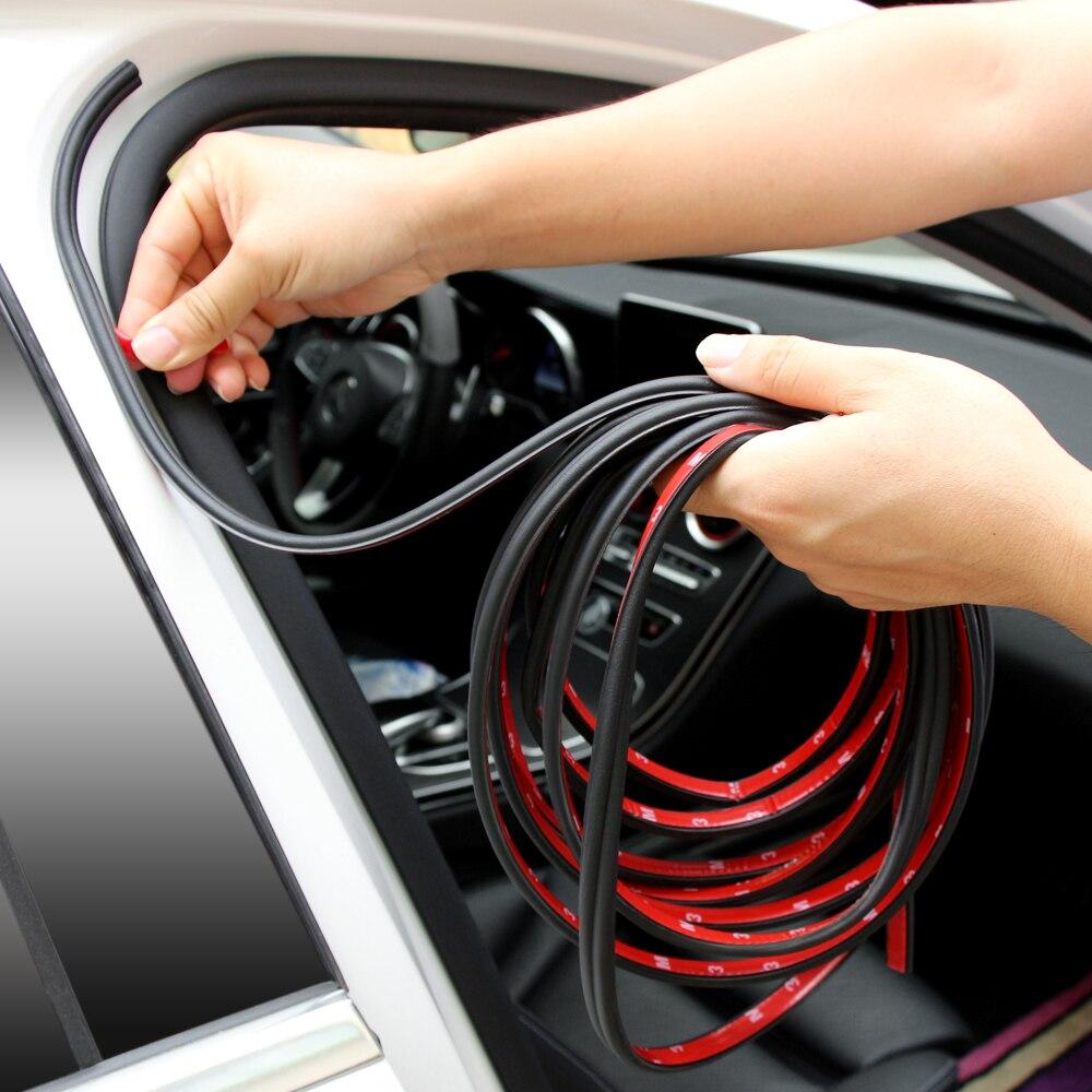 Автомобильные аксессуары 5 м, наклейка на дверь для Mitsubishi Asx Lancer 10 9 Outlander 2013 Pajero Sport L200 Expo Eclipse