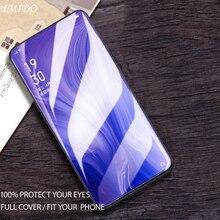 Full Cover For OPPO Reno 2 2Z 2F Screen Protector Anti-blue Light For OPPO Reno2 Z F Reno 2 2z 2f ACE 10X ZOOM Z Tempered Glass