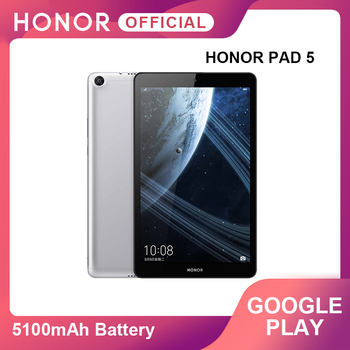 "Google Play Huawei Honor Pad 5 8""32GB/64GB Tablet Android 9 5100mAh Battery Kirin 710 Octa Core1200x1920 FHD IPS OTG Kids Tablet"