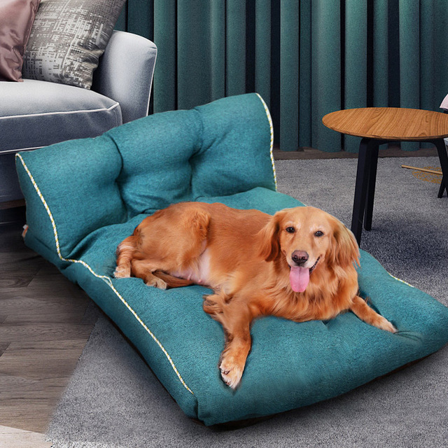 Cozy Dog Couch Lounger - Cat Bed - Removable Cover  3