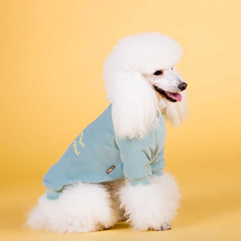 Cartone animato Animale Domestico Vestiti Del Cane Per I Cani Costume Del Cane Camicia di Cotone Francese Bulldog Abbigliamento Per Cani Cappotto Dell'animale Domestico Outfit Chihuahua Yorkshire
