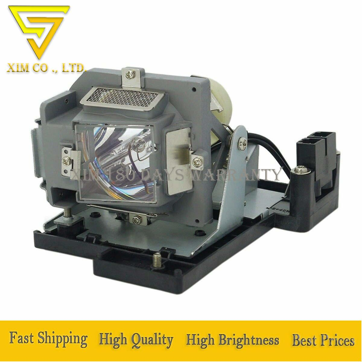 5J.J0705.001 High Quality Projector Lamp Bulb With Housing Replacement For BENQ HP3325 MP670 W600 W600+ Projectors