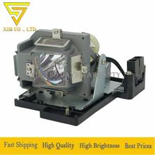5J.J0705.001 high quality Projector Lamp Bulb with housing Replacement for BENQ HP3325 MP670 W600 W600+ projectors high quality projector lamp 60 j5016 cb1 for benq pb7000 pb7100 pb7105 pb7200 pb7205 pb7220 pb7225