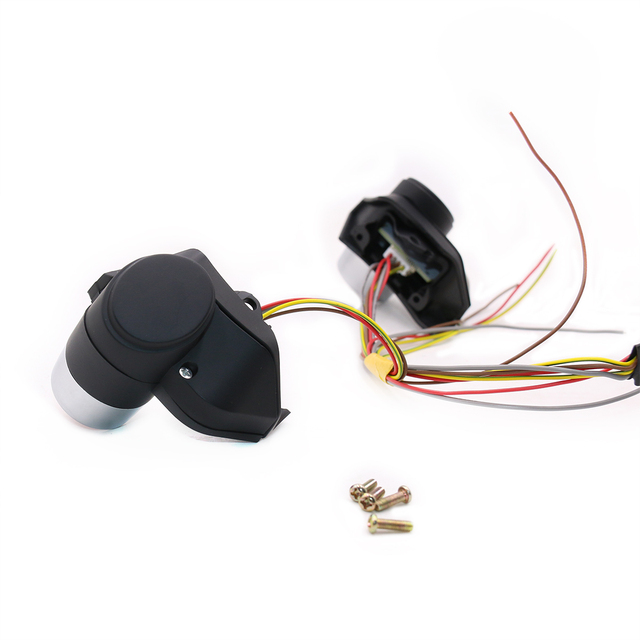 R8 Engine Start Stop Drive select switch button For Audi VW MQB Sport Steering Wheel Start Switch Driving Mode Switch 3