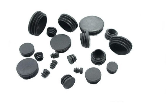 20pcs /lot 12,14,16 19,22,25,28,30,32,35,38,40 42 45 48 50 58 60 63 70 74 76mm Round Tube Insert End Feet Table Leg Pad Plug