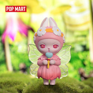 POPMART 1 Piece Bunny Forest series Toys Christmas gift collection action figure Blind box birthday gift Free shipping