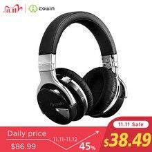 Cowin E 7 anc com cancelamento de ruído ativo fones de ouvido bluetooth fone de ouvido sem fio fone de ouvido fone de ouvido sobre a orelha stereo graves profundos casque