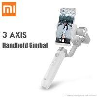 Original Xiaomi 3 Axis Handheld Gimbal Stabilizer for Action Camera Phone Mix 2 2S