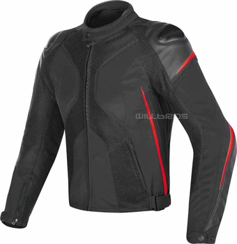 Dain Super Rider D-dry 3D Mesh Textile Leather Jackets Motocross MTB Bike Off-road Motorcycle Jacket With Protector