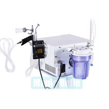 Face Care Oxygen Peel Water Jet Device For Home use