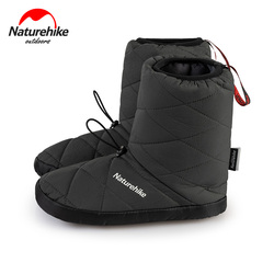 Naturehike obóz buty odkryte buty trzymające ciepło 3M bawełna wysokie rurki buty 5 ℃ ~-5 ℃ Snowfield buty narciarstwo wiatroszczelne buty do podróży