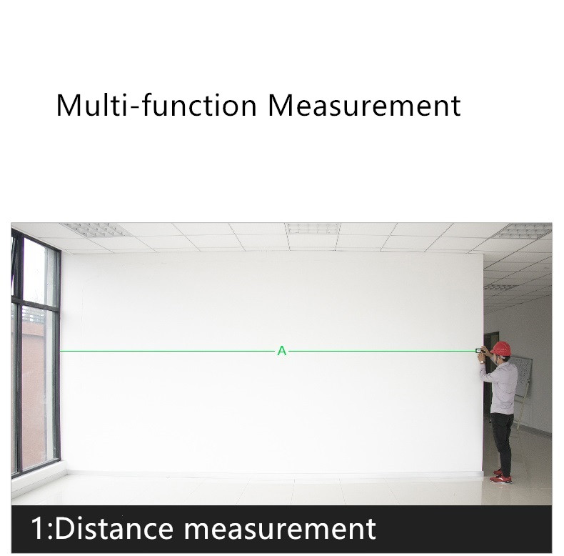 1 distance measurement