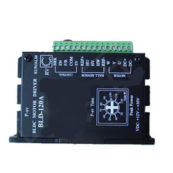 AGV Automatic Transport Vehicle Driver Low Voltage DC Brushless Motor Driver Motor Driver BLD-120A