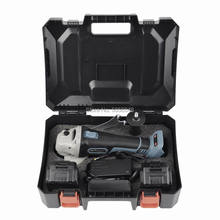 Brushless Cordless Impact Angle Grinder with two 18V 4.0Ah lithium ion battery