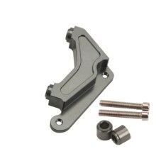 Supporto adattatore staffa pinza freno moto per RPM Adelin Frando 82mm radiale 200 / 220mm per Honda Dio Af 18/27/28/34/35