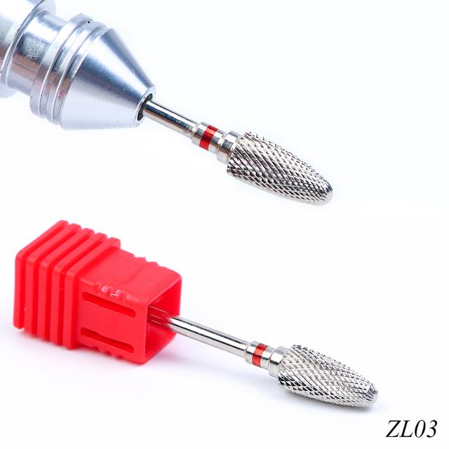 Diamond Nail Drill Bits (4 Types)