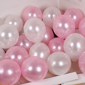 """20 50 pcs/lot 10"""" 1.5g mix Colorful Pearl Gold White Latex Balloon Celebration Wedding Decorations Happy Birthday Party Supplies(China)"""