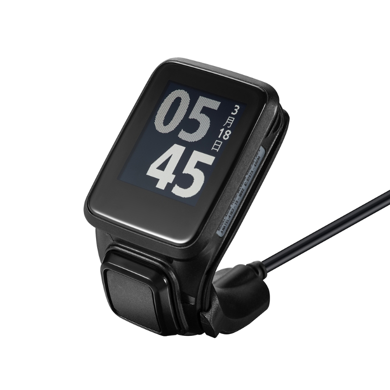 Data Sync USB Charger Clip Charging Cable For TomTom 2 3 Runner Golfer GPS Watch D08A