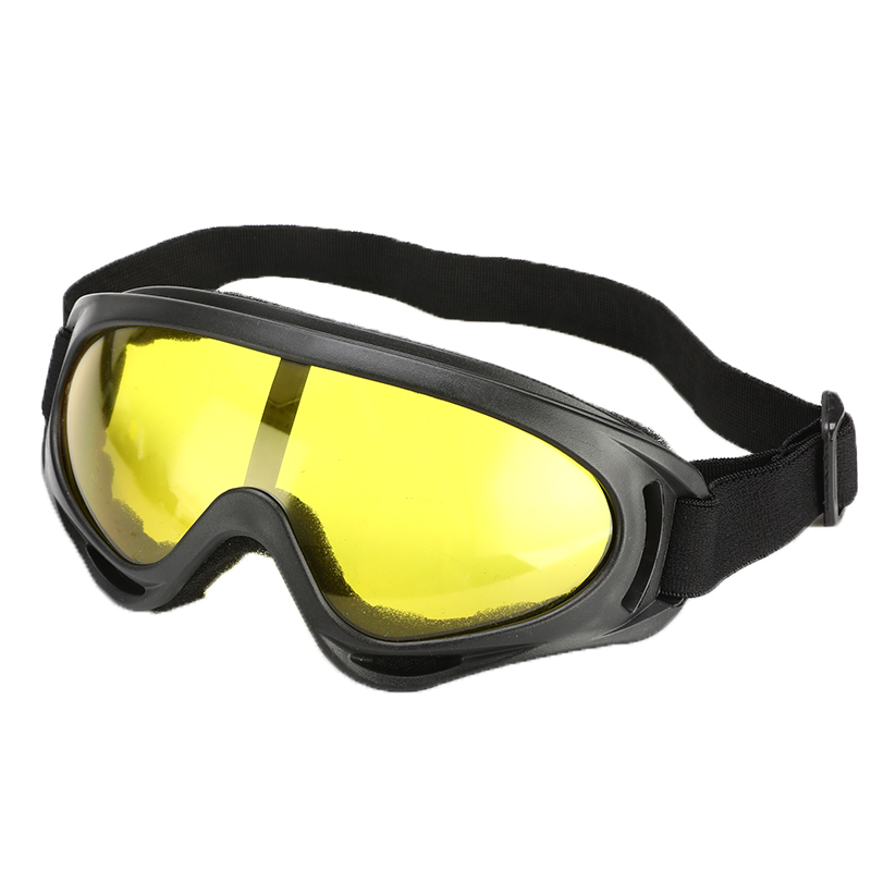 Anti-UV Windproof Tactical Labor Protection Glasses Welding Dust-proof Glasses Protective Safety Goggles For Work Sport Safety